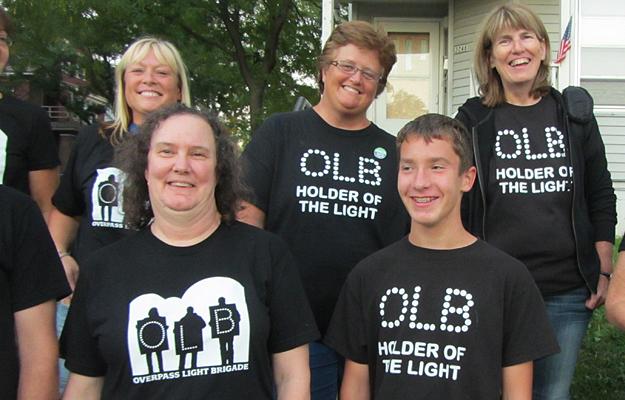 OLB t-shirts