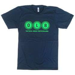 OLB Truthtellers t-shirt