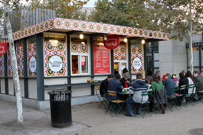 Breaking Bread in Pittsburgh at Conflict Kitchen