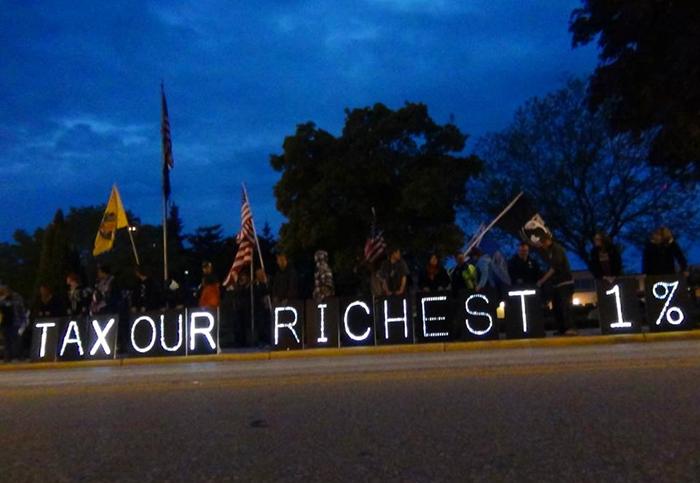 Tax Our Richest 1%
