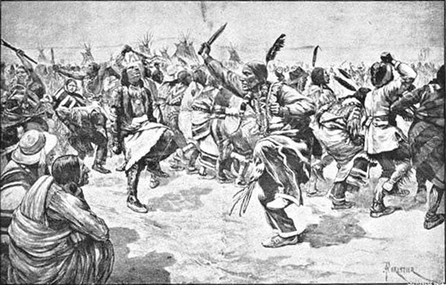 Ghost Dance. Wikimedia Commons (Public Domain